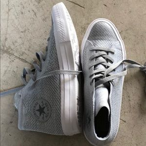 New converse weave high tops